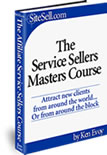 Service Sellers Mastery Course