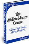 The Affiliate Masters Course ebook cover
