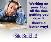 Blog or Build an SBI! Site