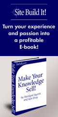 Make Your Knowledge Sell