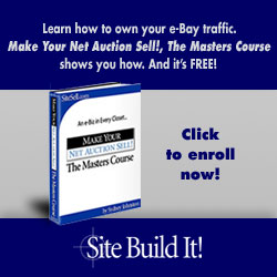 Net Auction Masters Course