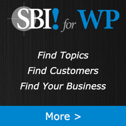 SBI! for WordPress