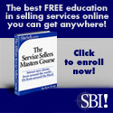 Service Selling Masters Course